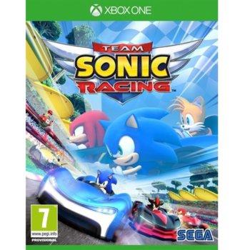Игра за конзола Team Sonic Racing, за Xbox One image