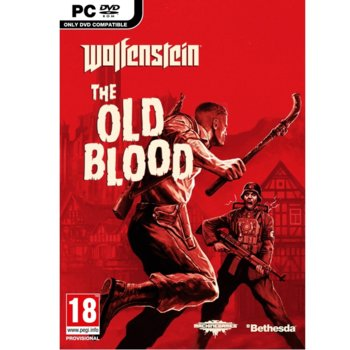 Игра Wolfenstein: The Old Blood, за PC image
