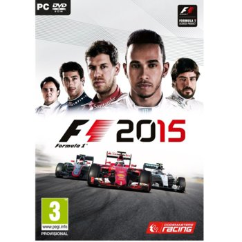 F1 2015 product