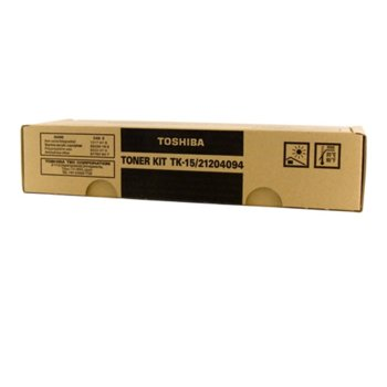 Toshiba (TK-15) Black product