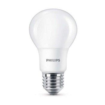 LED крушка Philips, E27, 8 W, 806 lm, 2700K image