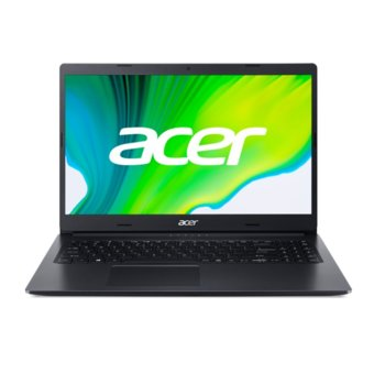"Лаптоп Acer Aspire 3 A315-23 (NX.HVTEX.00F), четириядрен AMD Ryzen 5 3500U 2.1/3.7GHz, 15.6"" (39.62 cm) Full HD Anti-Glare Display, (HDMI), 4GB DDR4, 512GB SSD, 1x USB 3.1, No OS  image"