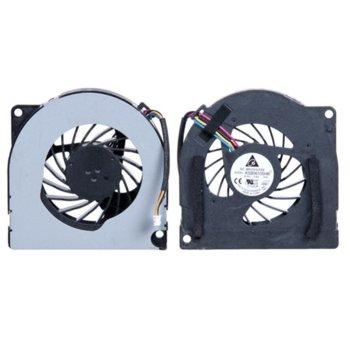 Вентилатор за лаптоп Asus, съвместим Asus K72F K72JR (4 кабела) image