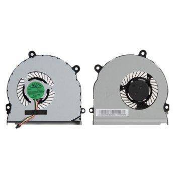 Вентилатор за лаптоп, съвместим със Samsung NP355V4X NP355V4C NP350V5C NP355E4C image