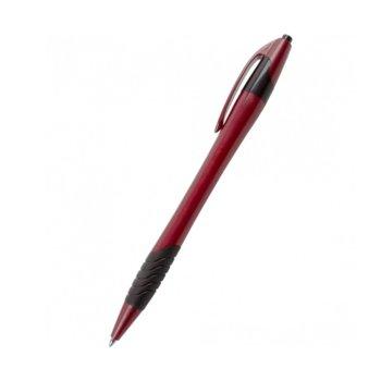 Автоматична химикалка Cello Hourglass Ergo червена