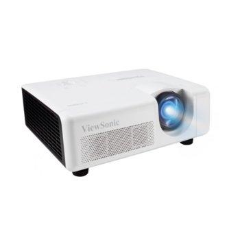 Проектор ViewSonic LS625X, DLP, XGA (1024x768), 100000:1, 3200 lm, HDMI, VGA, RS232, RJ-45 image