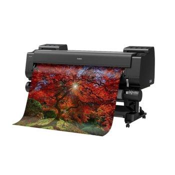 """Плотер Canon imagePROGRAF PRO-6000S в комплект с Roll Unit RU-61, клас 8-цветен 60"""" (152.4 cm), 2400x1200 dpi, 3GB RAM, 320GB твърд диск, Wi-Fi, LAN 10/100/1000, USB, A0 image"""