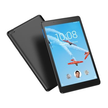 "Таблет Lenovo Tab E8 Wi-Fi (ZA3W0013BG)(черен), 8"" (20.32 cm) WXGA IPS дисплей, четириядрен MediaTek MT8163B 1.3GHz, 1GB RAM, 16GB Flash памет (+ microSD слот), 5.0 & 2.0 Mpix камера, Android 7.0, 320g image"