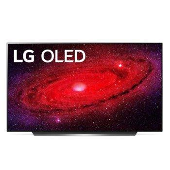 """Телевизор LG OLED55CX3LA в комплект със слушалки LG TONE Free HBS-FN6, 55"""" (139.7 cm) OLED Smart TV, 4K, DVB-T2/C/S2, Wi-Fi, LAN, Bluetooth, 4x HDMI, 3x USB image"""