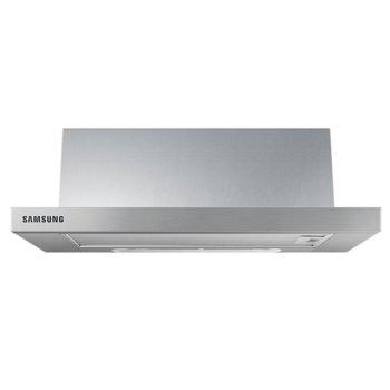 Абсорбатор Samsung NK24M1030IS/UR, за вграждане, телескопичен, енергиен клас C, въздухопоток 392 m3/h, инокс image