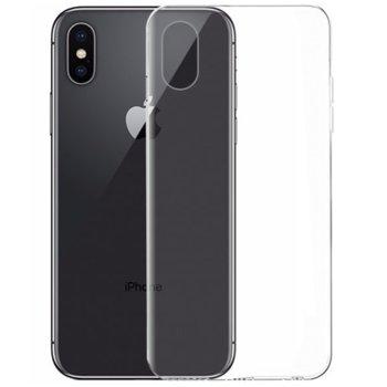 Силиконов гръб Apple iPhone X slim Прозрачен  product