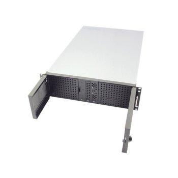 Кутия AIC RMC3F2-0-XP, 3U rack mount, mini tower, без захранване image