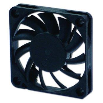 Вентилатор 60мм EverCool EC6010H24EA, EL Bearing 24V, 3 Pin Molex, 4400rpm image