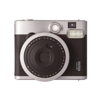 Фотоапарат Fujifilm Instax Mini 90 Neo Classic (черен), моментални снимки, светкавица, пейзаж image