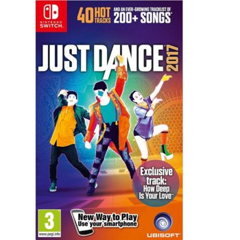 Just Dance 2017 Nintendo Switch product