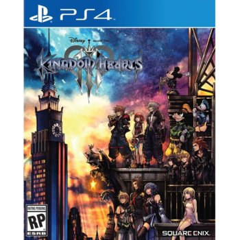 Kingdom Hearts III (PS4) product