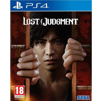 Lost Judgment PS4 product