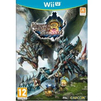 Monster Hunter 3: Ultimate  product