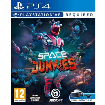 Игра за конзола Space Junkies, за PS4 VR image