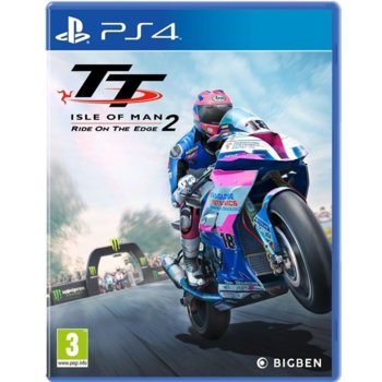 Игра за конзола TT Isle of Man: Ride On The Edge 2, за PS4 image