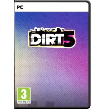 Игра Dirt 5, за PC image