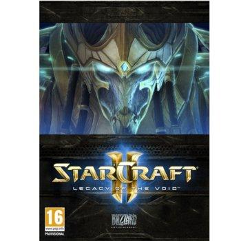 StarCraft II: Legacy of the Void + ключодържател  product