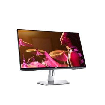 Монитор Dell S2419H, 23.8 (60.45 cm) IPS панел, Full HD, 5ms, 250cd/m2, HDMI image