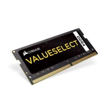 Памет 8GB DDR4 2400MHz, SO-DIMM, Corsair Vengeance, CMSX8GX4M1A2400C16, 1.2V image