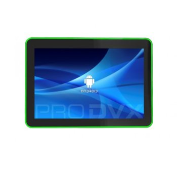"All in One компютър ProDVX APPC-10SLB, четириядрен Cortex A17 1.6 GHz, 10.1"" (25.65 cm) WXGA LED Capacitive Multi Touch Display & MALI T764, 2GB DDR3, 8GB Flash ROM, USB 2.0, Android 6.0 image"