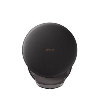 Зарядно устройство Samsung Convertible Couch, безжично, черно image