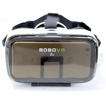 """Очила за виртуална реалност BOBOVR Z4 mini, 120° зрителен ъгъл, олекотен дизайн, съвместими със смартфони с диагонал от 4.7"""" до 6.0"""", бели image"""