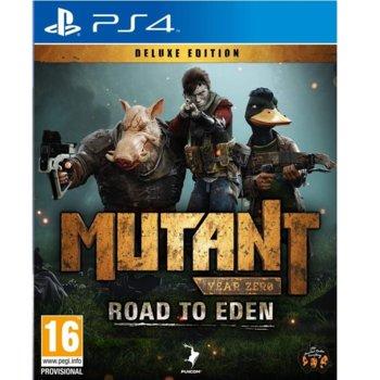 Игра за конзола Mutant Year Zero: Road to Eden - Deluxe Edition, за PS4 image