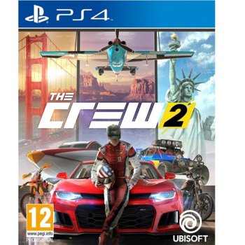 The Crew 2 product