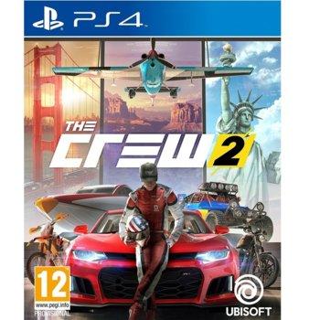 Игра за конзола The Crew 2, за PS4 image