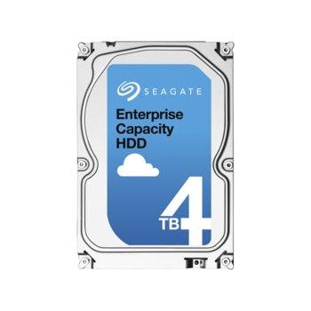 "Твърд диск 4TB Seagate Enterprise Capacity, SAS (12Gb/s), 7200 rpm, 128MB кеш, 3.5"" (8.89 cm) image"