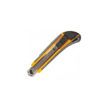 Макетен нож Centrum, 18 mm, сив image