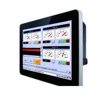 "Дисплей Winmate W10L100-GSH1-HB-C, тъч дисплей, 10.1"" (25.65 cm), WSVGA, USB-C image"