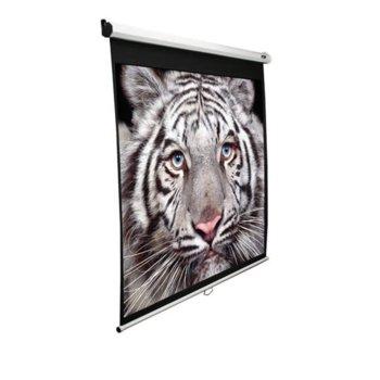 """Екран Elite Screens Manual, 135"""" (342.9 cm), за стена/таван, 2 г. гаранция image"""