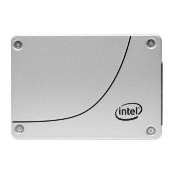 """Памет SSD 960GB Intel D3-S4610 Series, SATA 6Gb/s, 2.5"""" (6.35 cm), скорост на четене 560MB/s, скорост на запис 510MB/s image"""