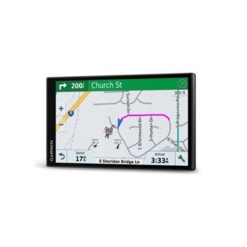 """Навигация за проследяване на кучета Garmin DriveTrack 71 LMT-S, 6.95"""" (17.7 cm) TFT WSVGA сензорен цветен дисплей, microSD слот, вградена карта на Европа image"""