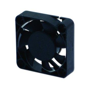 Вентилатор 40мм, EverCool EC4010M12EA, EL Bearing, 3 Pin Molex, 5000rpm image