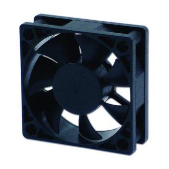 Вентилатор 60мм, EverCool EC6020M12BA, 2Ball 4000rpm image