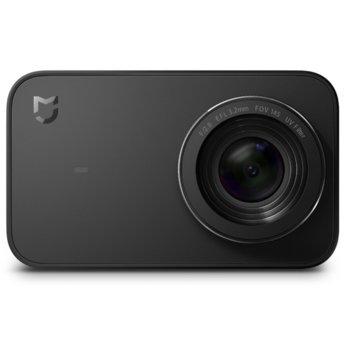 """Екшън камера Xiaomi Mi Action Camera, камера за екстремен спорт, 4K@30fps, 2.4"""" (6.1cm) сензорен дисплей, microSD слот, Wi-Fi, Bluetooth image"""