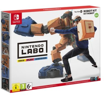 Nintendo LABO - Robot Kit product