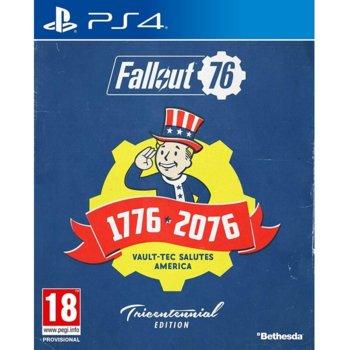 Игра за конзола Fallout 76 Tricentennial Edition, за PS4 image