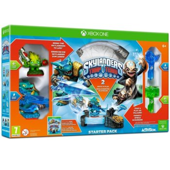Skylanders Trap Team - Starter Pack product
