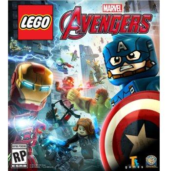 Игра LEGO Marvels Avengers, за PC image