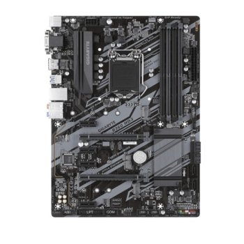 Дънна платка Gigabyte B360 HD3, B360, LGA1151, DDR4, PCI-E(HDMI/DVI/VGA D-Sub), 1 x USB 3.1 Gen 2, 1 x M.2 connector, ATX image
