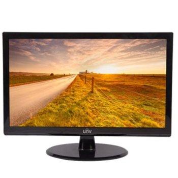 """Монитор UniVIEW Full HD LED MW3222-V, 21.5"""" (54.61 cm) LED Backlight, Full HD, 5ms, 1000:1, 250 cd/m2, VGA, HDMI, audio in image"""