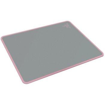 Подложка за мишка Razer nvicta Quartz Ed., гейминг, сива, 355 x 255 x 4.5mm image
